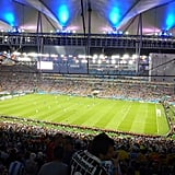 Watch a Soccer Game at the Maracanã Stadium in Rio de Janeiro, Brazil