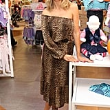 "Heidi Klum unveiled her Truly Scrumptious collection at Babies""R""Us."