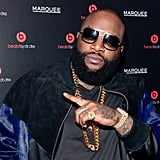 Rick Ross: Available on Moji Keyboard