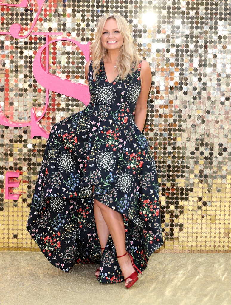 Emma Bunton at the Absolutely Fabulous Movie Premiere 2016