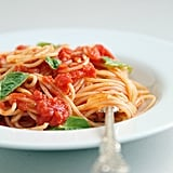 Easy Vegetarian Recipe: Spaghetti With Tomato-Butter Sauce
