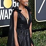 Issae Rae Golden Globes 2018