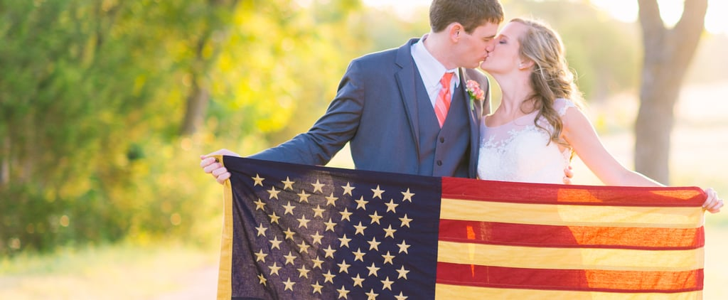 """50 States of Weddings: See What """"I Do"""" Looks Like in Every State"""