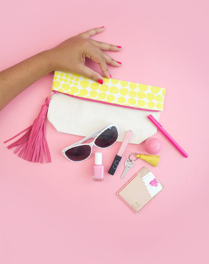 Cosmetic Bag | DIY Gifts For College Students | POPSUGAR ...