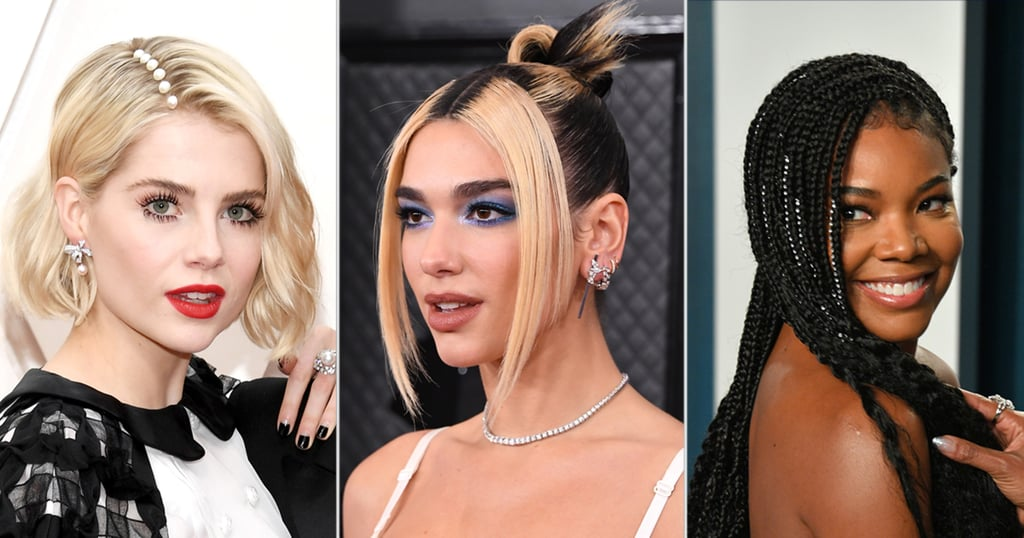 The Best and Most Creative Celebrity Hairstyles of 2020