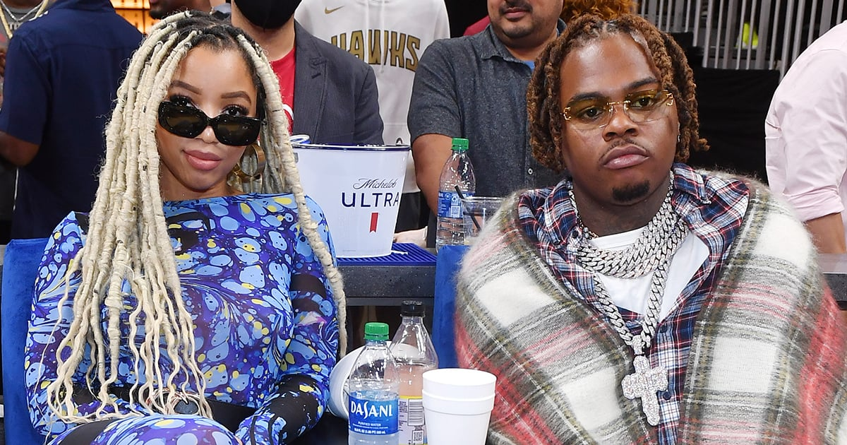 Have Mercy! Chloe Bailey Sits Courtside With Gunna in the Hottest Bodysuit.jpg