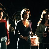 Piper, Phoebe, and Prue Halliwell From Charmed