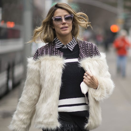 Street Style Coats at New York Fashion Week Fall 2015