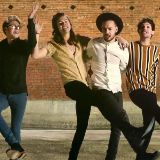 "One Direction ""History"" Video"