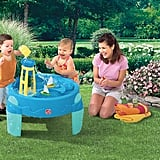 For 1-Year-Olds: Step2 WaterWheel Activity Play Table