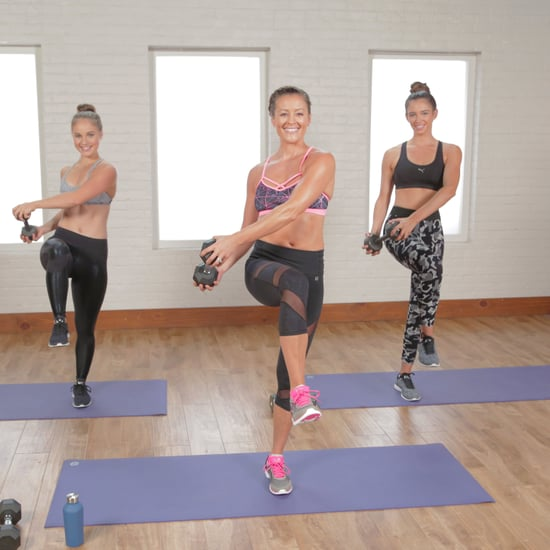 20-Minute Flat Abs & Toned Arms Workout