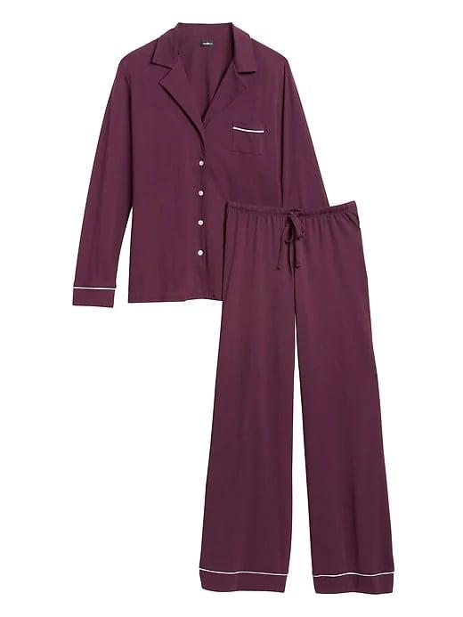 Cosabella Bellita Long-Sleeve Pajama Pant Set