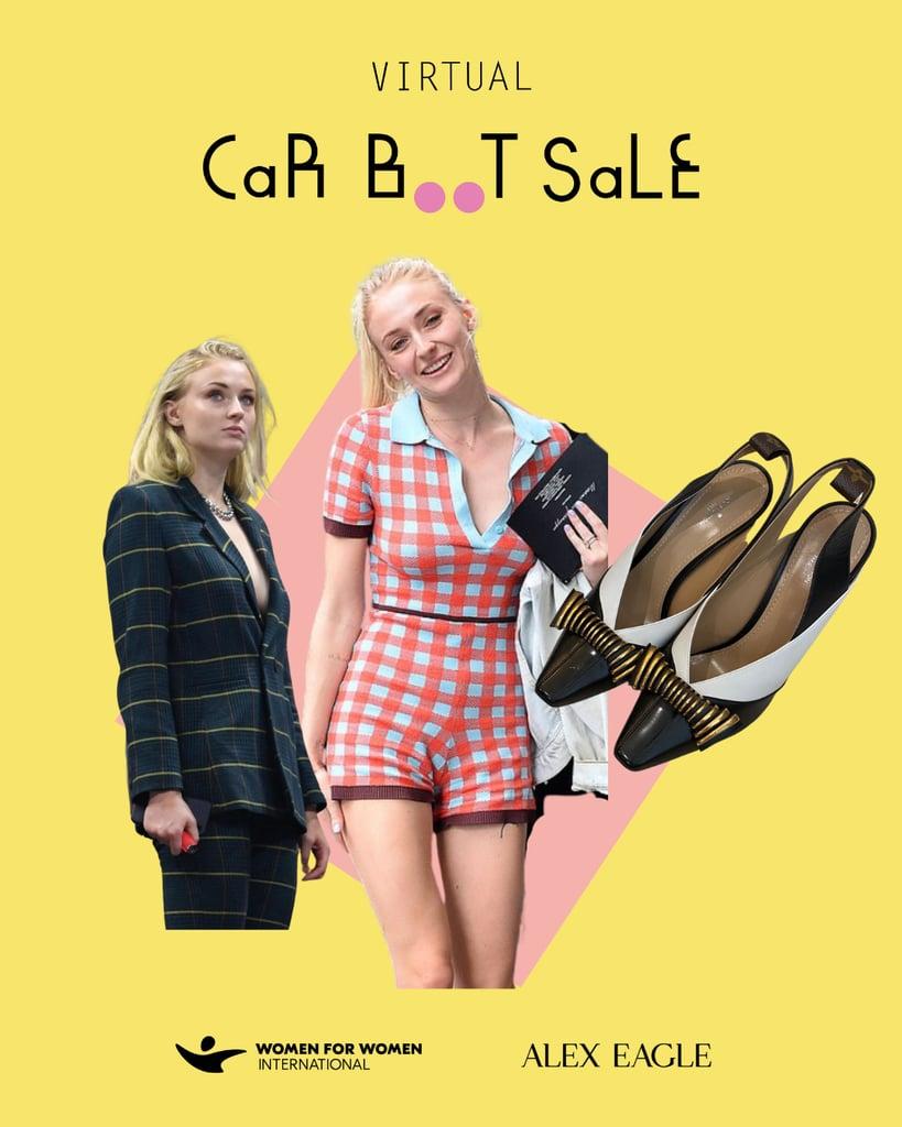 Women For Women's 2021 Car Boot Sale Has Celebrity Fashion