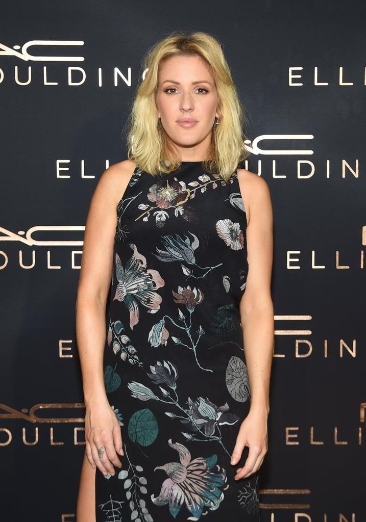 Ellie Goulding MAC Beauty Interview