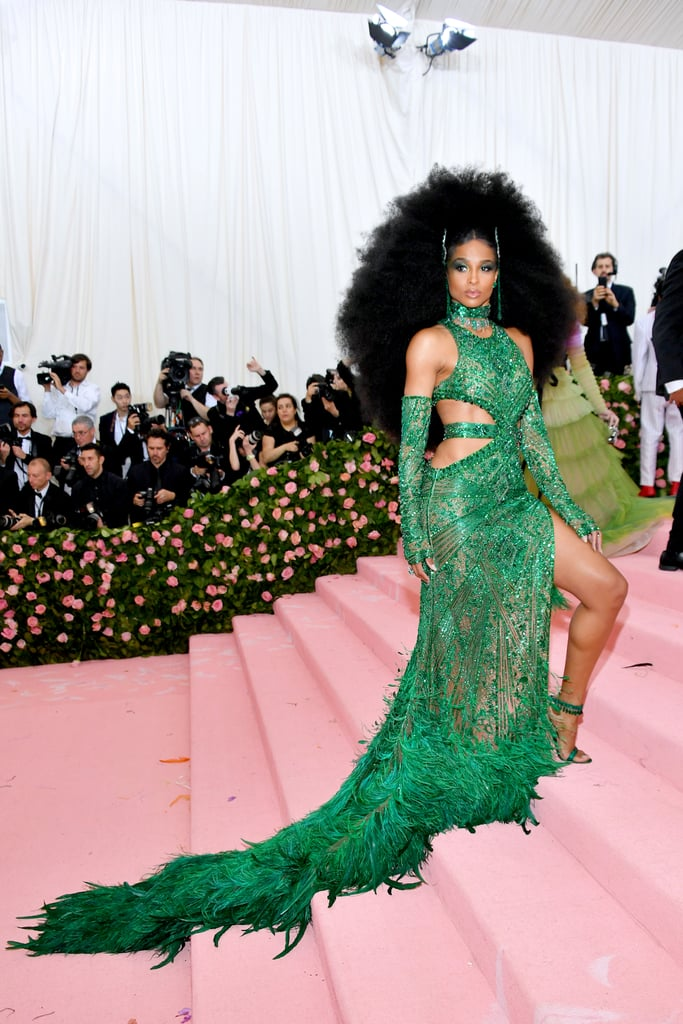 Ciara at the 2019 Met Gala | POPSUGAR Celebrity