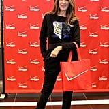 "Nina Garcia at the ""Customize It"" Zone at the new Verizon Destination Store."