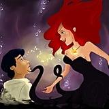 Sexy Ariel as Ursula