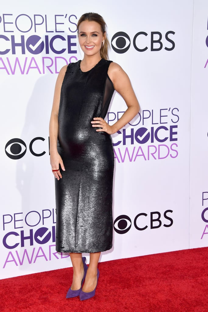 The Greys Anatomy Cast At The 2017 Peoples Choice Awards