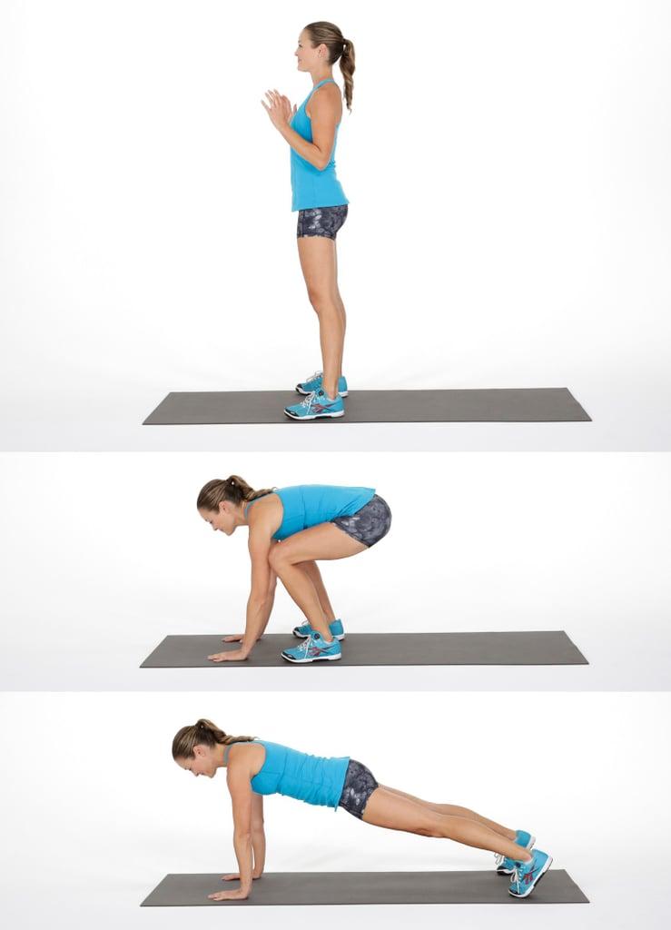 Circuit 2, Exercise 4: Squat Thrust