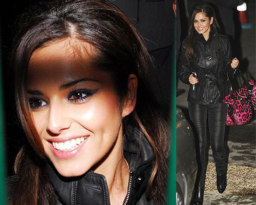 Gallery of Photos of Cheryl Cole Leaving The X Factor Studios, Cheryl Cole Is Number One, X Factor Records Charity Single
