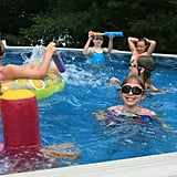 At the Pool: Freeze Tag