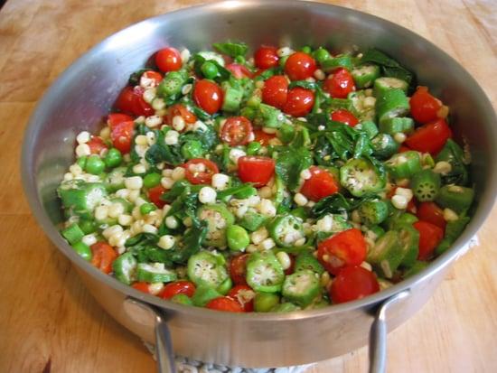 Make Use of Your Summer Vegetables with a Skillet Stir-Fry