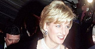 You Bet Your Booty Princess Diana Went to the Met Gala — in a Slip, No Less!