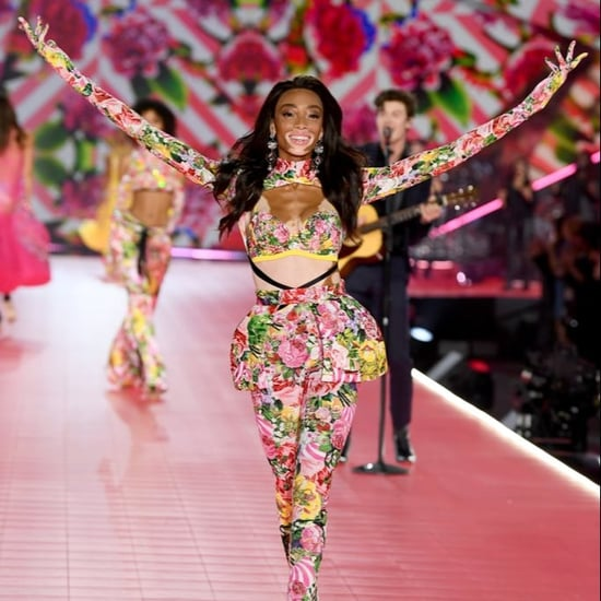 Winnie Harlow Victoria's Secret Fashion Show 2018