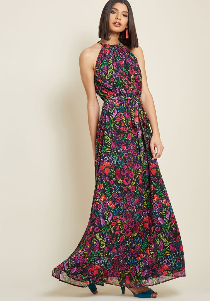 5a6d1bfd7556 ModCloth Dress | What to Wear to a Summer Wedding 2018 | POPSUGAR ...