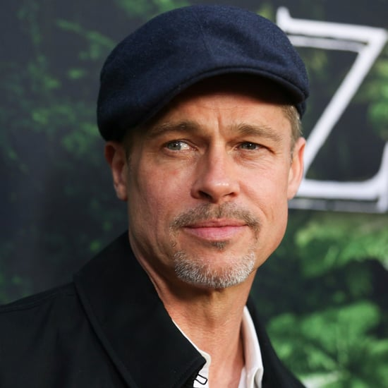 Brad Pitt Talks About Divorce and His Kids May 2017