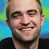 Robert Pattinson attended a Berlin International Film Festival event for Bel Ami.
