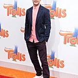 Justin Timberlake at Trolls Premiere in LA October 2016