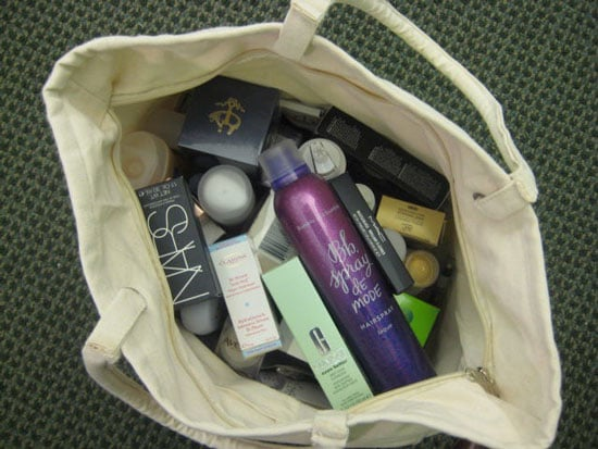 Win a Loaded Gift Bag From the CEW Product Demonstration!