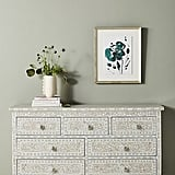 Mother-of-Pearl Inlay Seven-Drawer Dresser