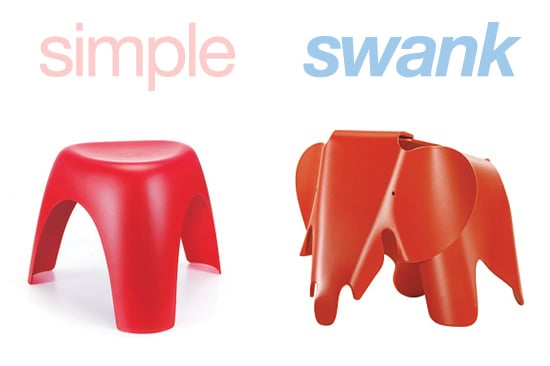 Elephant Stools For Kids