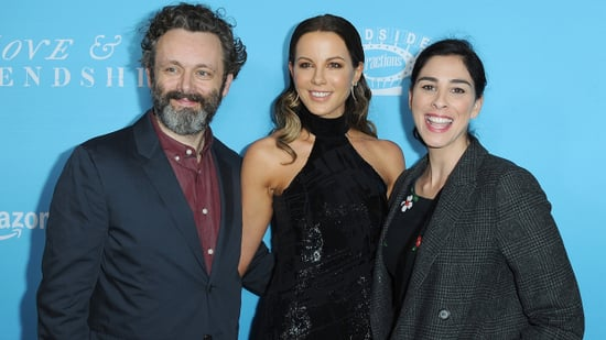 Michael Sheen Says Ex Kate Beckinsale and Girlfriend Sarah Silverman Gang Up on Him: They 'All Just Make Fun of Me'