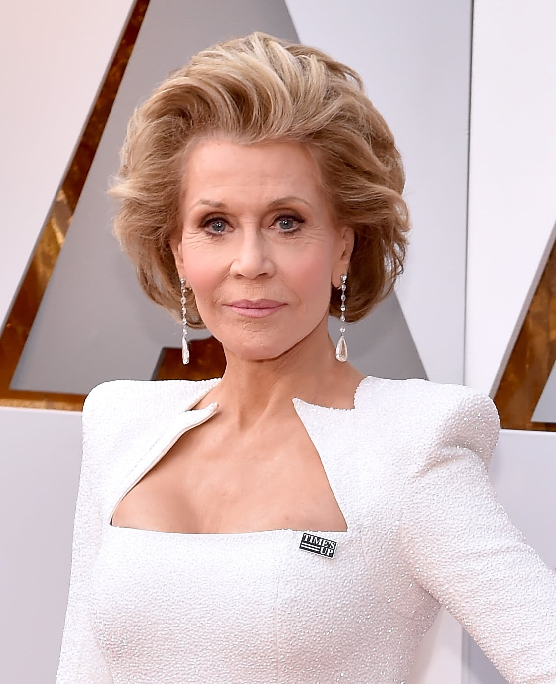 HOLLYWOOD, CA - MARCH 04:  Jane Fonda attends the 90th Annual Academy Awards at Hollywood & Highland Center on March 4, 2018 in Hollywood, California.  (Photo by Kevin Mazur/WireImage)