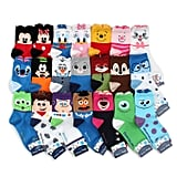 Disney Pixar Licensed Characters Sock Set