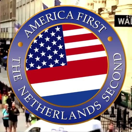 Dutch Welcome Video For Trump