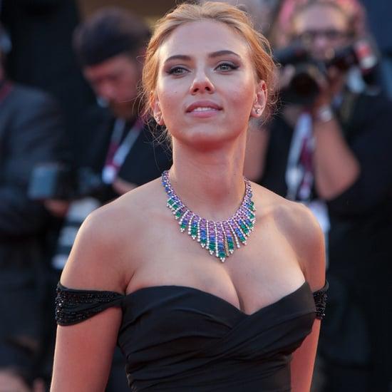 Sexy Scarlett Johansson Pictures
