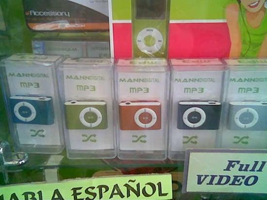Would You Buy A Fake iPod Shuffle?