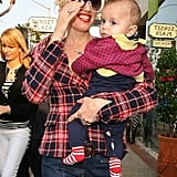 Super Mom Gwen Wants Another Baby