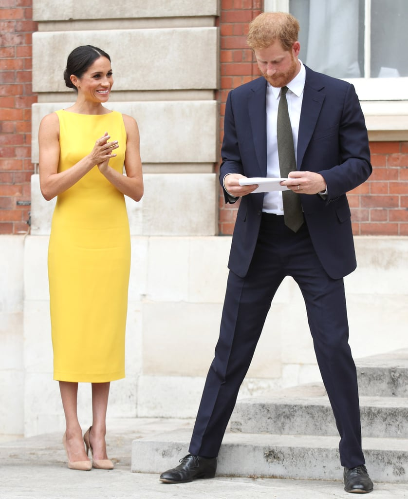 July: When Meghan Supported Harry at the Your Commonwealth Youth Challenge