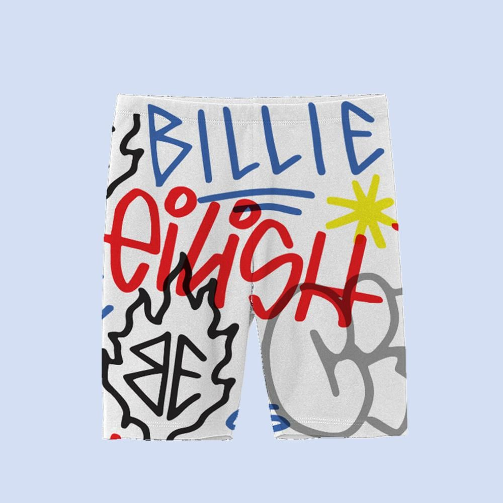 Billie Eilish X Freak City Collection Popsugar Fashion