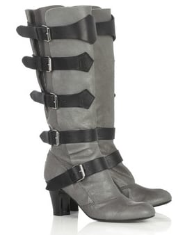 Style Glossary: Pirate Boots