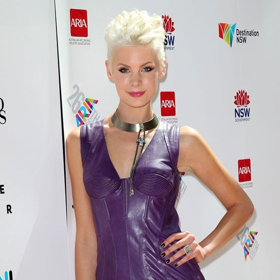 Pictures of Kate Peck at the 2012 ARIA Awards