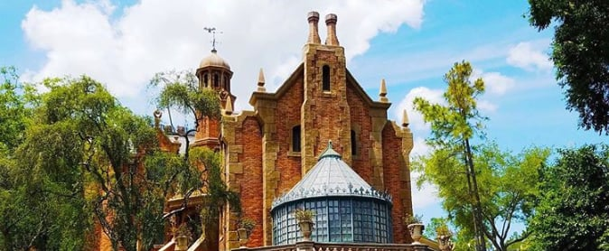 Fun Facts About Disney's Haunted Mansion Ride