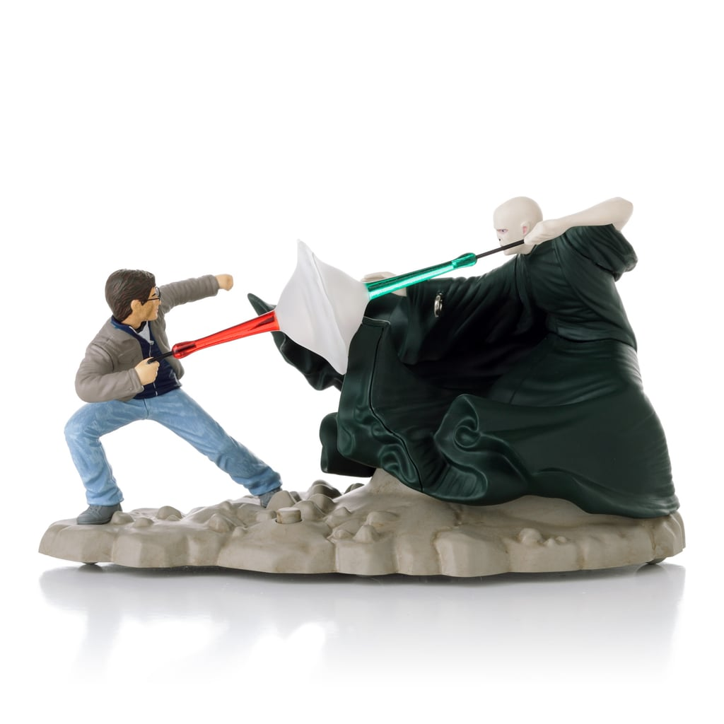 In The Final Battle, Harry Potter and Voldemort duel with working sounds ($25).
