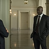 Mahershala Ali on season two of House of Cards. Source: Netflix