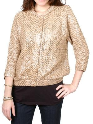 Trend Alert: Sequin Jackets